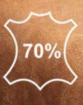 essenza műbőr 70% bőr