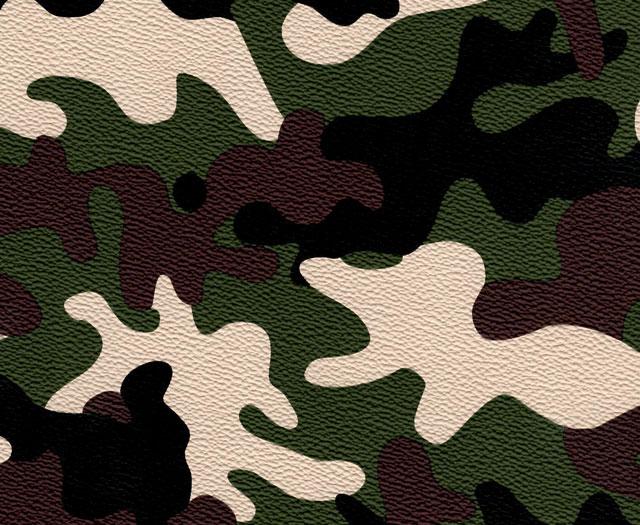 Kamuflaj katonai terepmintás műbőr