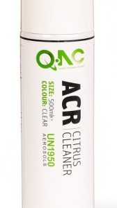 QAC ACR műbőr tisztító spray