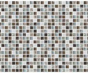 Mosaic falpanel