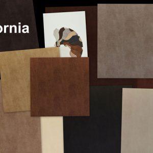 California textilbőr