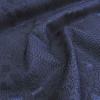 comodo kék műbőr gyűrt