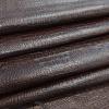Croco műbőr barna hullámos1
