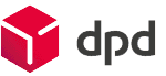 dpd logo - műbőr szállítás