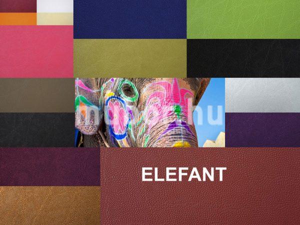 elefant műbőr színes