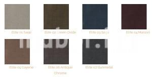 elite műbőr színskála