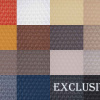 exclusive műbőr színek