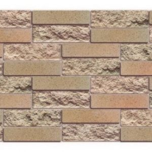 Facing brick PVC falpanel