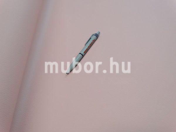 Karia rózsaszín műbőr