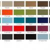 karia műbőr színei