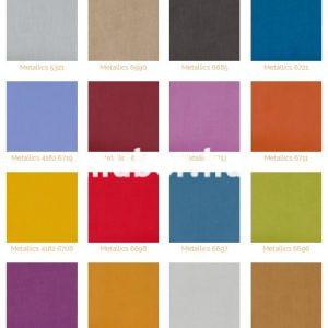 metallics színek