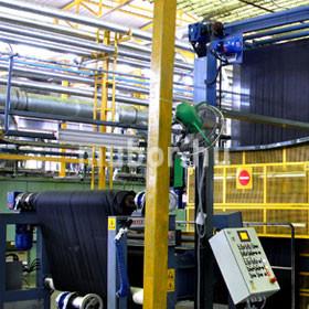 műbőrök gyártó szerint - műbőr-gyártó gép