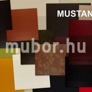 Mustang műbőr montázs