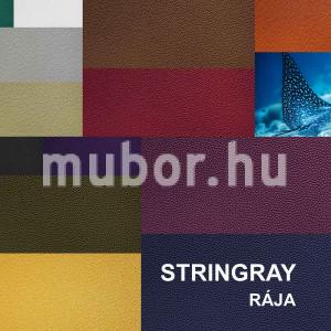 Stingray fehér műbőr