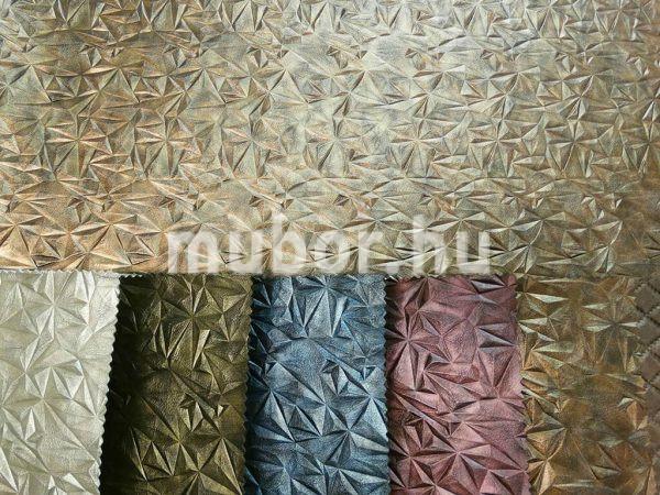 Select szilánkos bronz műbőr
