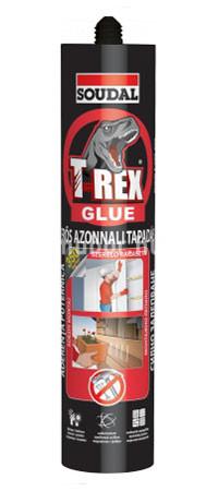Soudal t-rex szerelőragasztó piros