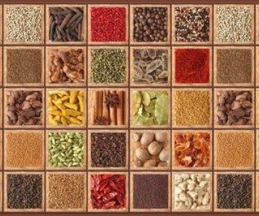 spices pvc falpanel
